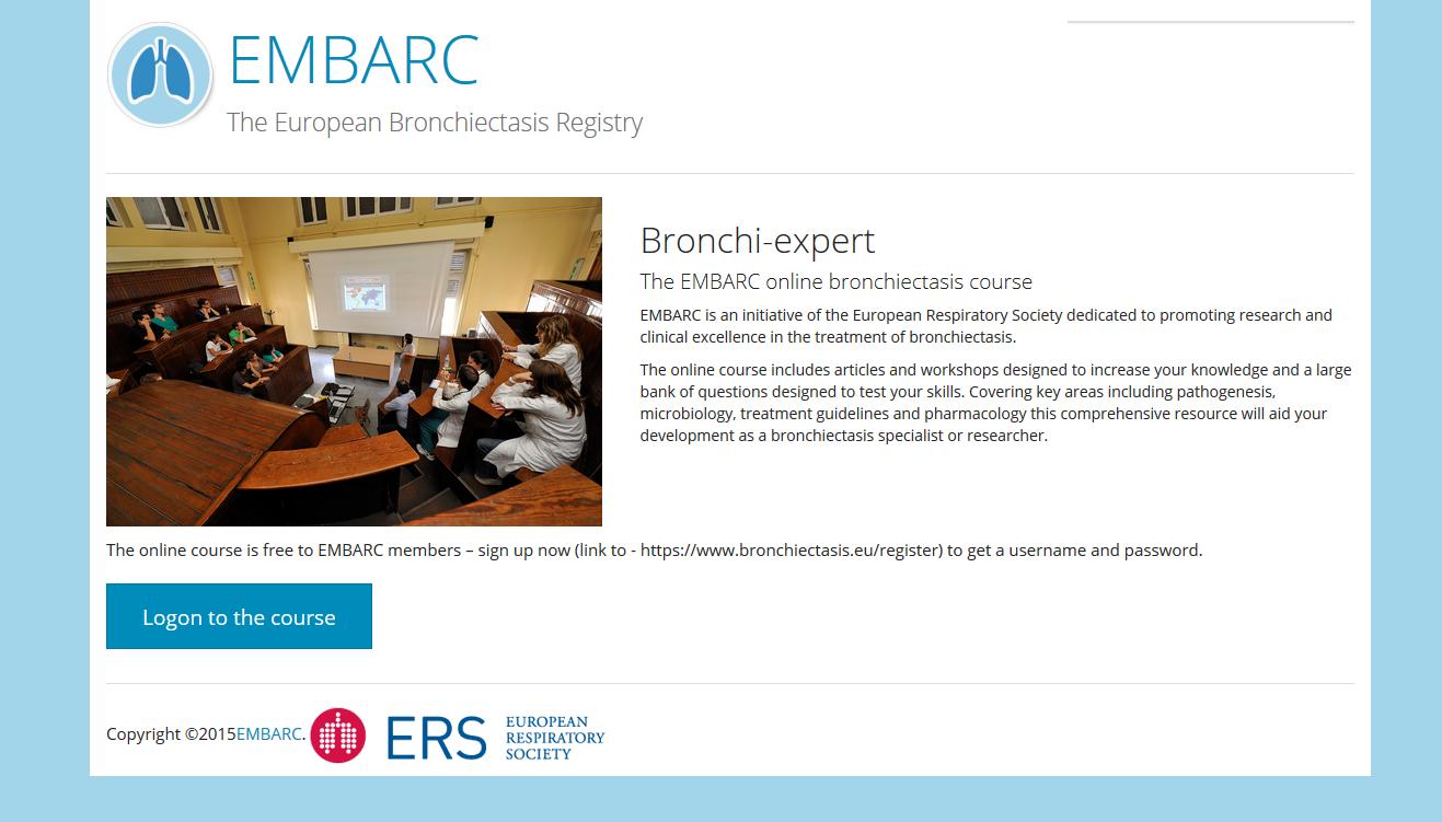 EMBARC - Bronchi-expert